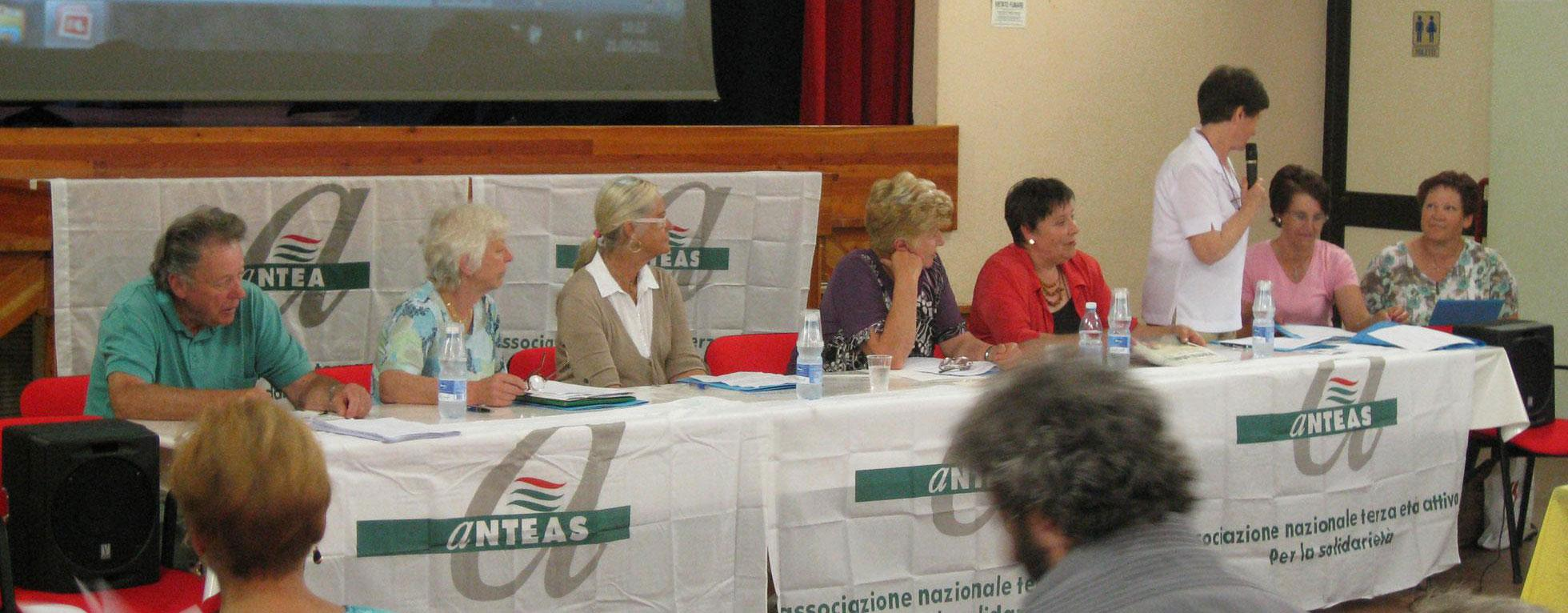 Conference organized by Anteas Friuli