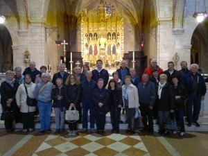 ANTEAS Chiesa Follina foto di gruppo 05 ottobre 2013_05
